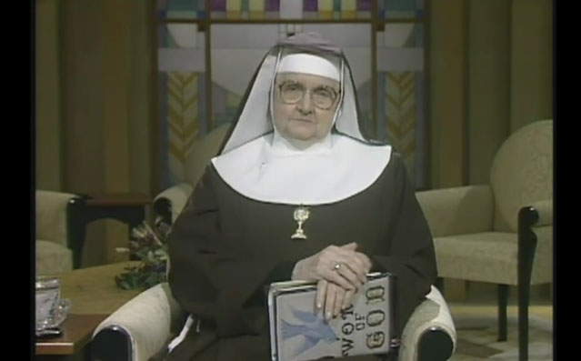 Mother Angelica Live - The Eucharist